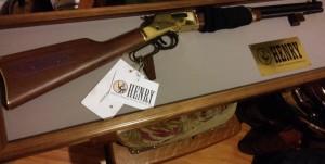 Henry .45 Long Colt Rifle